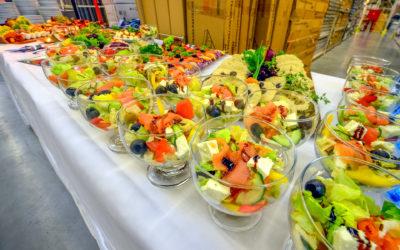Kreatorzy Smaku. Otwarcie Castoramy w Mińsku Mazowieckim. Catering