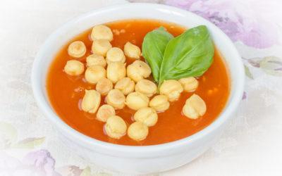 Krem z pomidorów